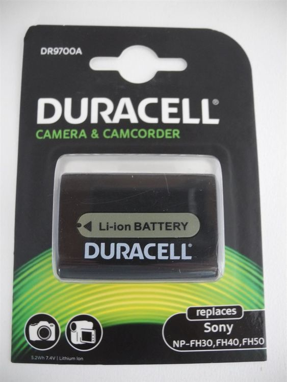 Duracell Camera & Camcorder,DR9700A