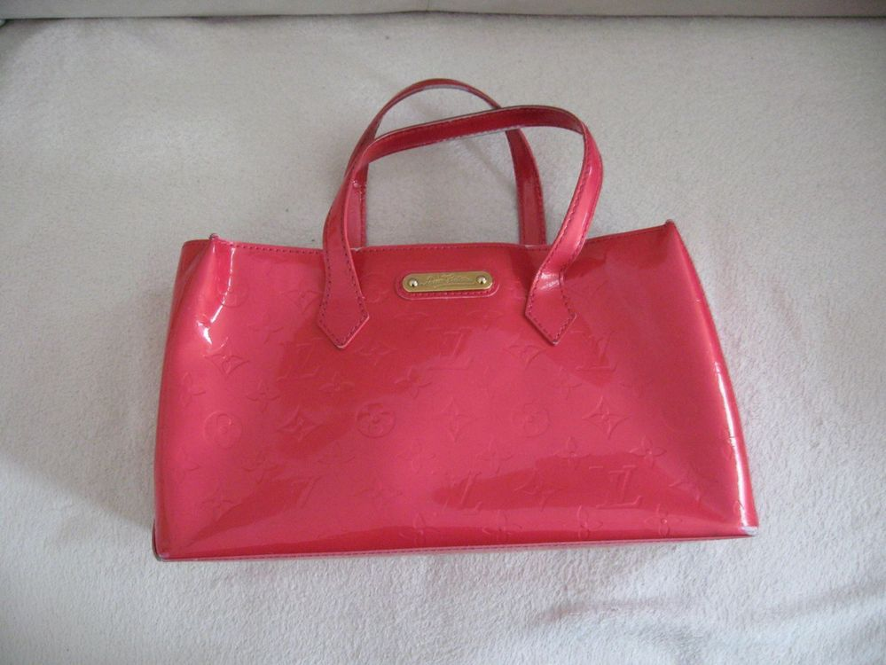 Louis Vuitton Wilshire PM Rose Pop!!