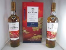 Macallan 12 y double cask 2018