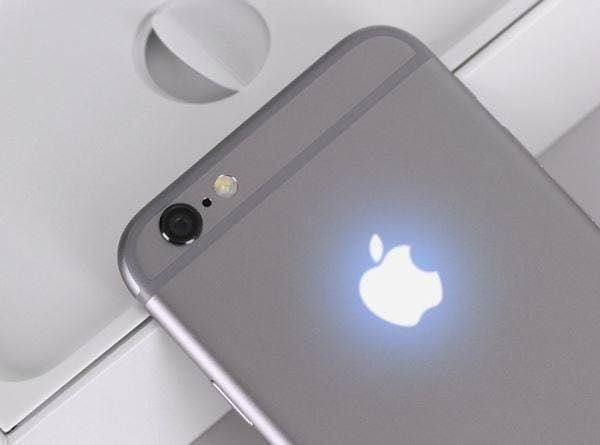 Hellblau Apple Logo Led Iphone 6s Plus Kaufen Auf Ricardo Ch