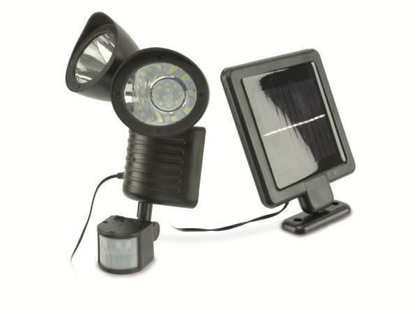 Solar Light LED Strahler 10 Watt Top