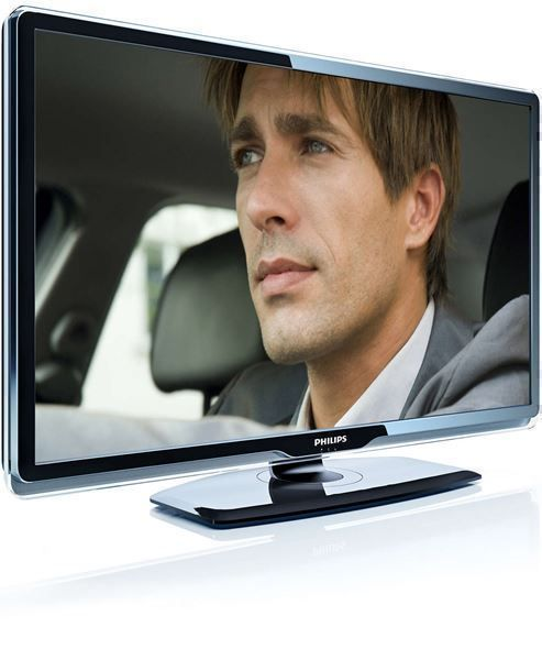 tv fernseher lcd 42 zoll philips full hd kaufen auf ricardo. Black Bedroom Furniture Sets. Home Design Ideas