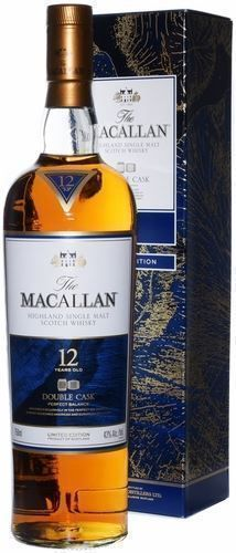 Macallan 12 yo  limited edition