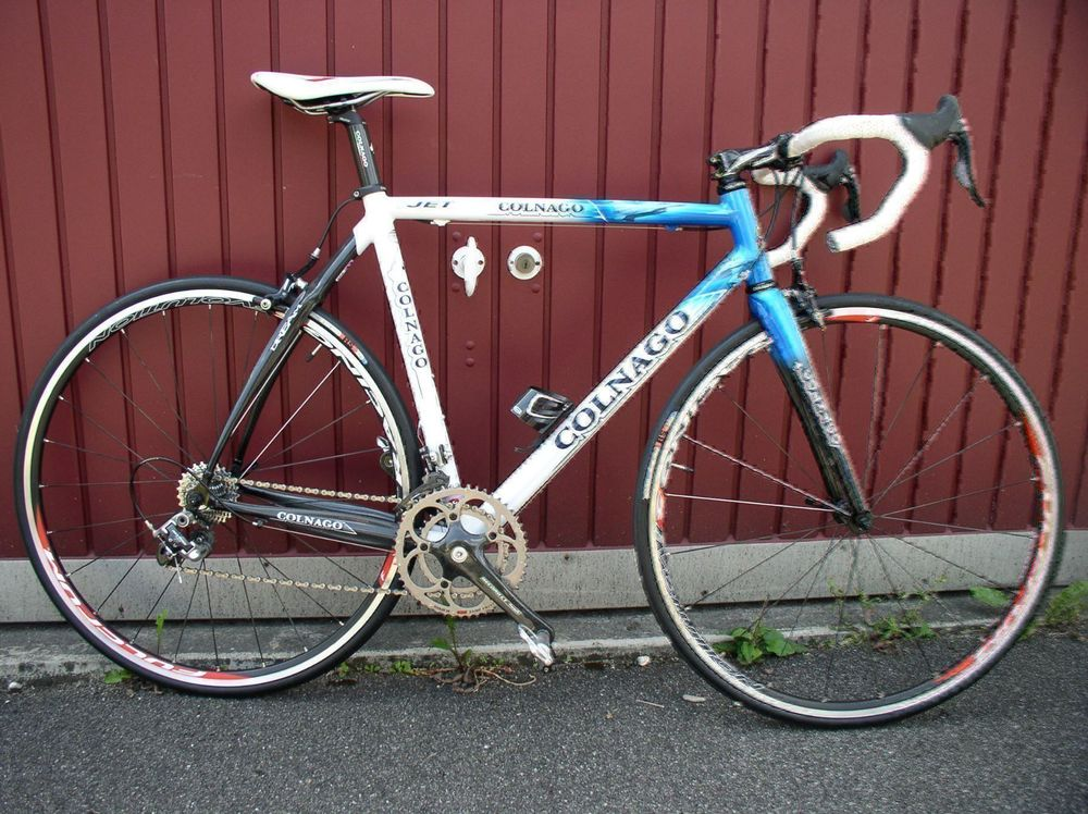 COLNAGO / CAMPAGNOLO in TOP Zustand