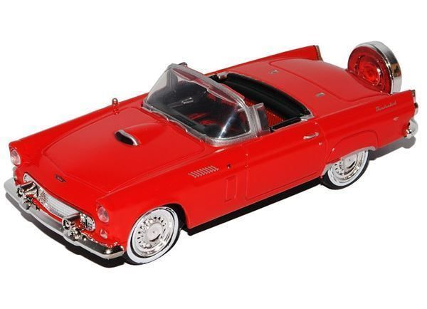 Ford Thunderbird I Convertible 1955-1957