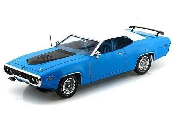 PLYMOUTH ROADRUNNER  1:18 AUTOWORLD