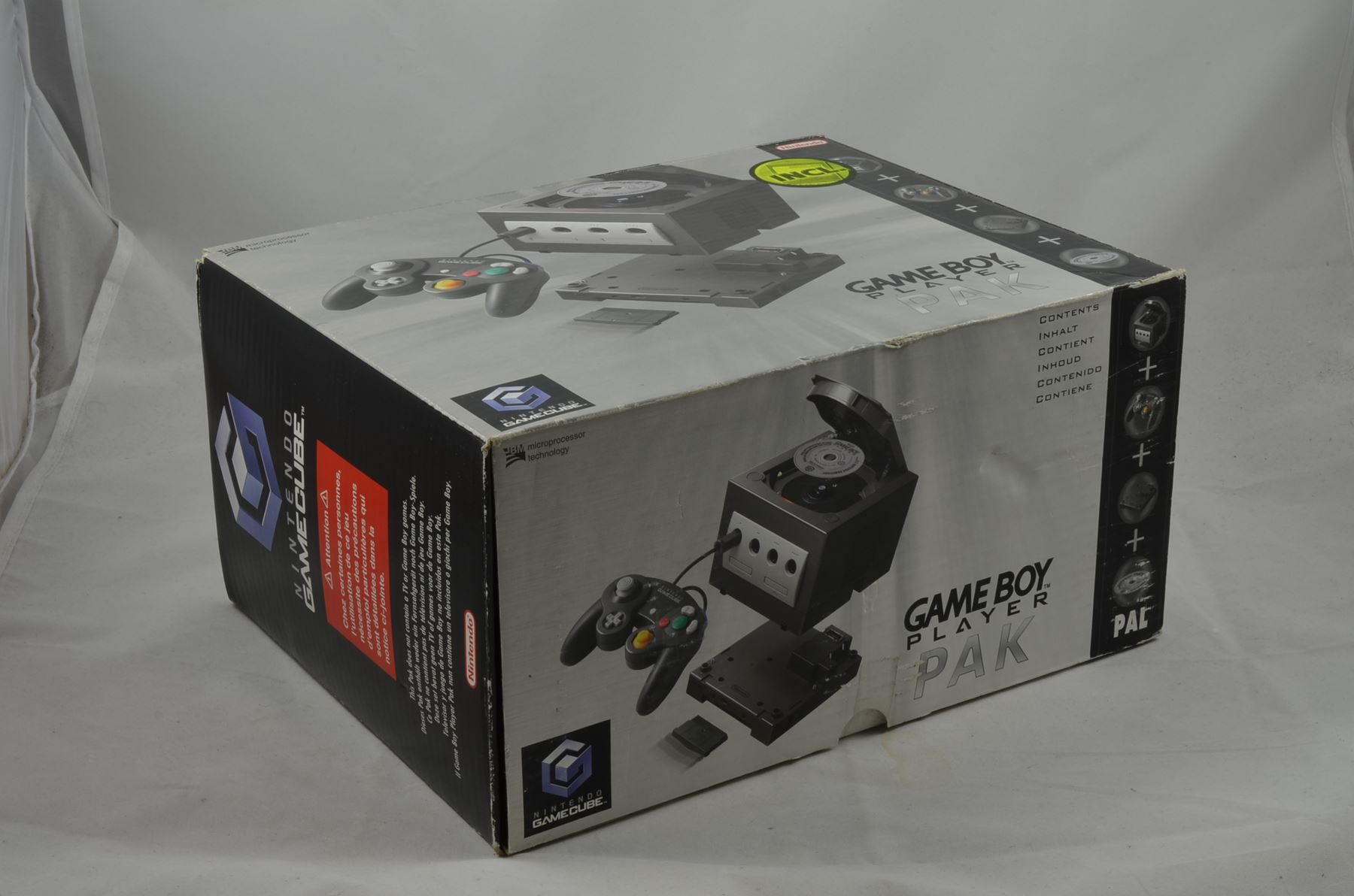 Nintendo GameCube Konsole Game Boy