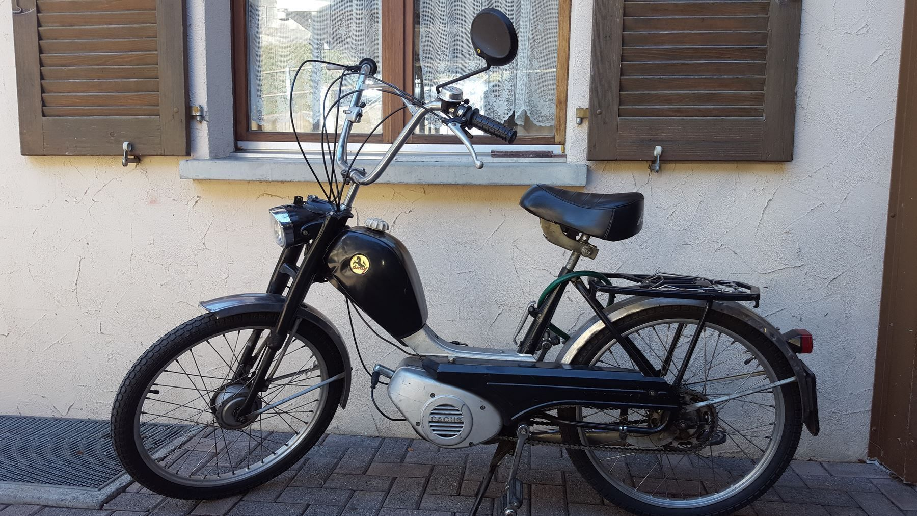 Sachs Pony Junior  503