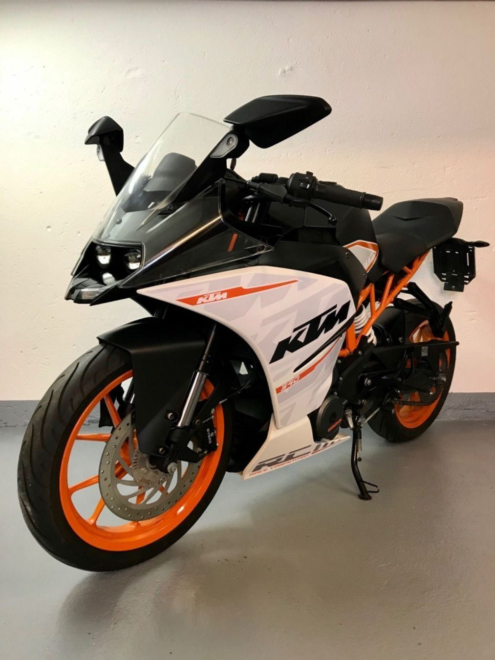 KTM RC 390 ABS Supersport