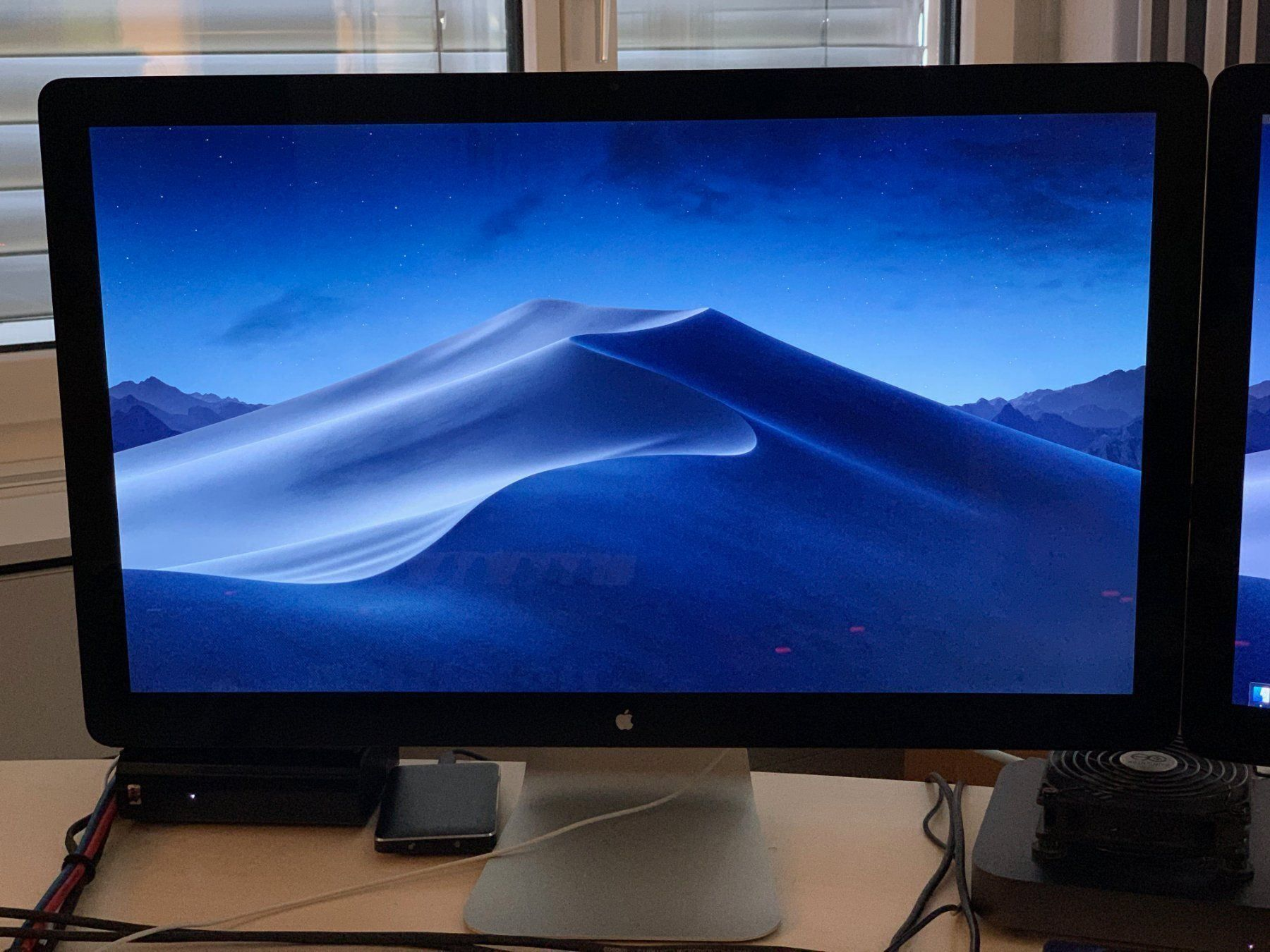 Apple Cinema Thunderbolt Display 27 Zoll