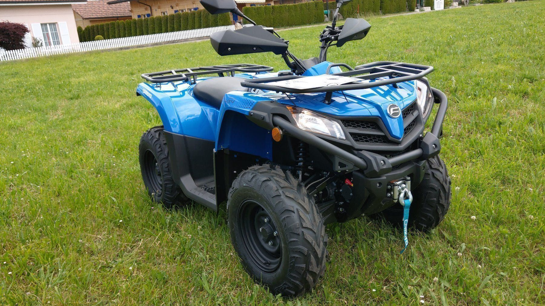 CF Moto  Cforce 450 one 4x4