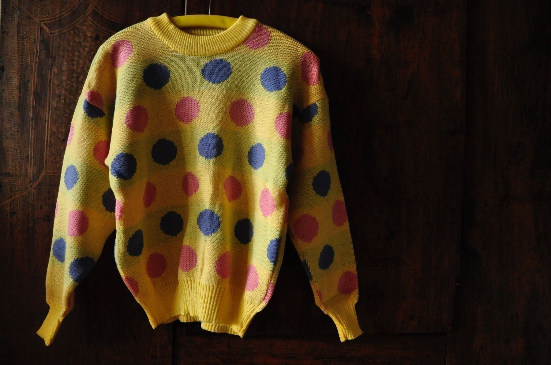 Vintage Pullover Gr.XS, Swiss Made