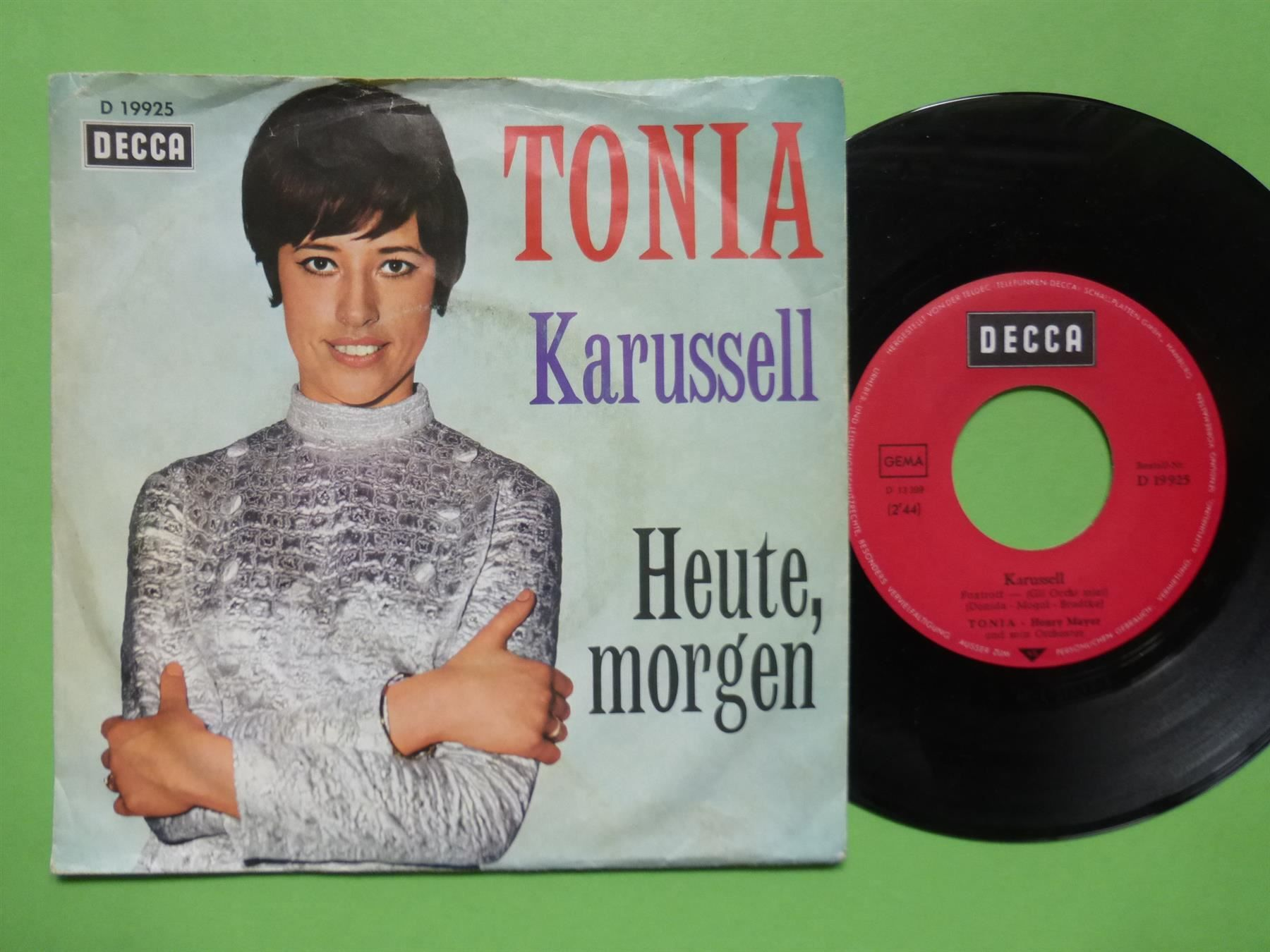 "TONIA 7"" KARUSSELL"