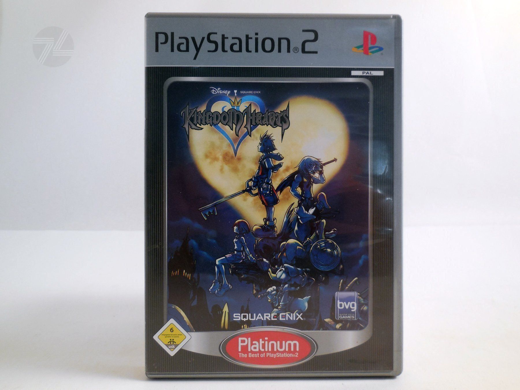 Ps2 Disney Kingdom Hearts Playstation