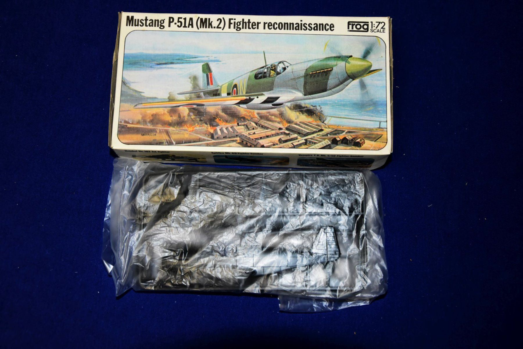 Mustang Type P-51A