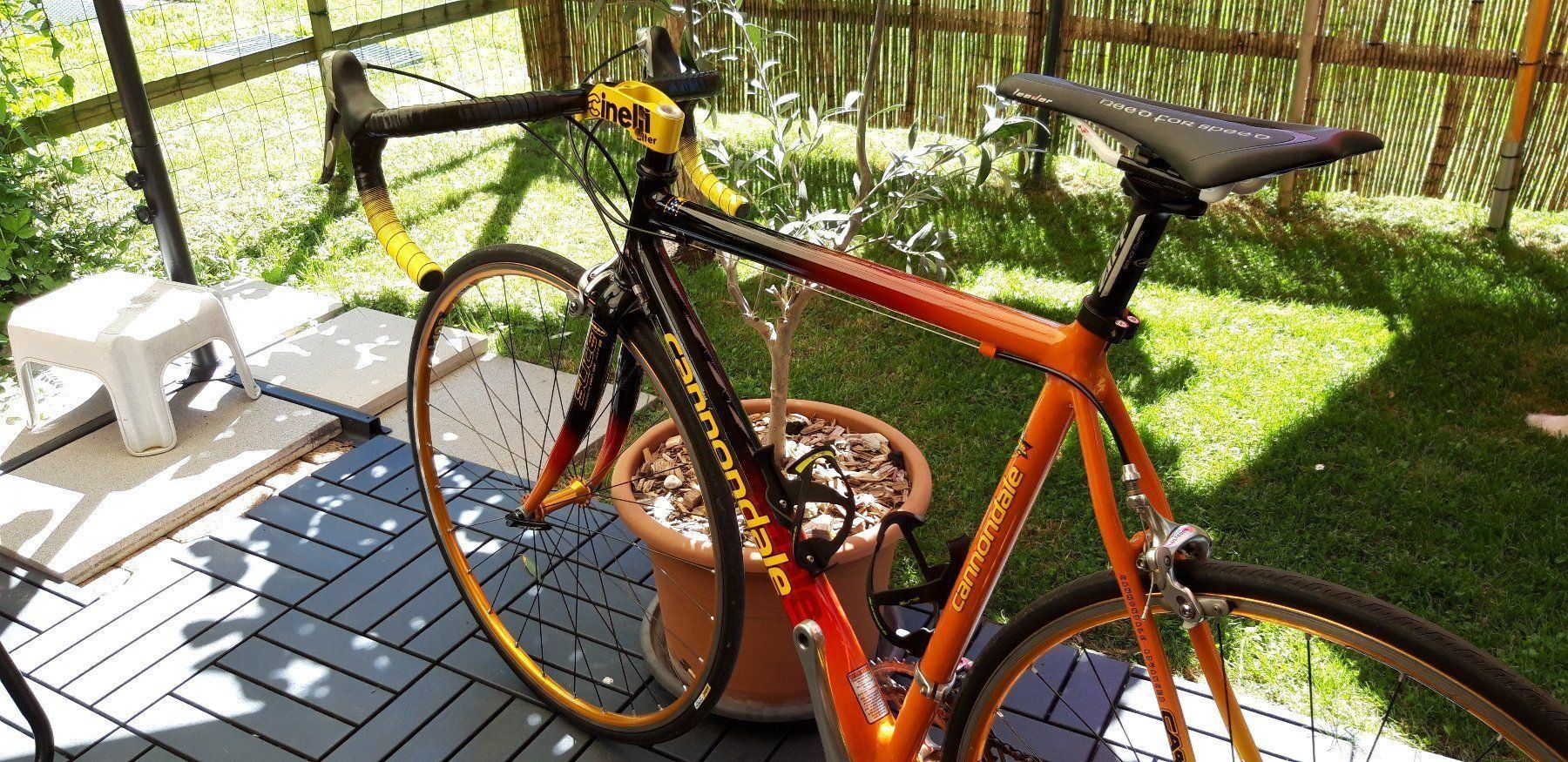 CANNONDALE CAAD 4 (RH 56)