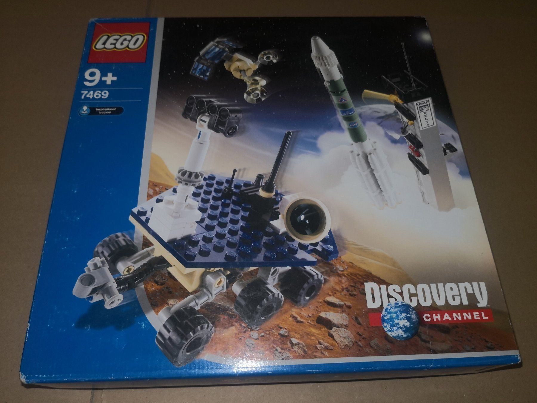 Discovery Mission to Mars 7469 - NEU+OVP