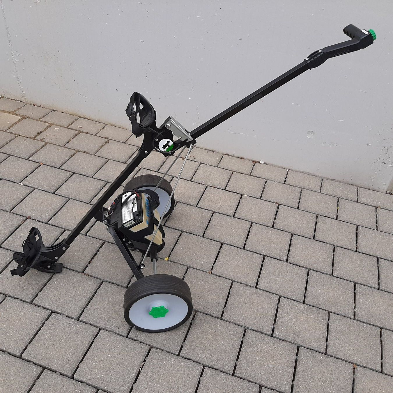Elektro Golf Trolley HILL BILLY