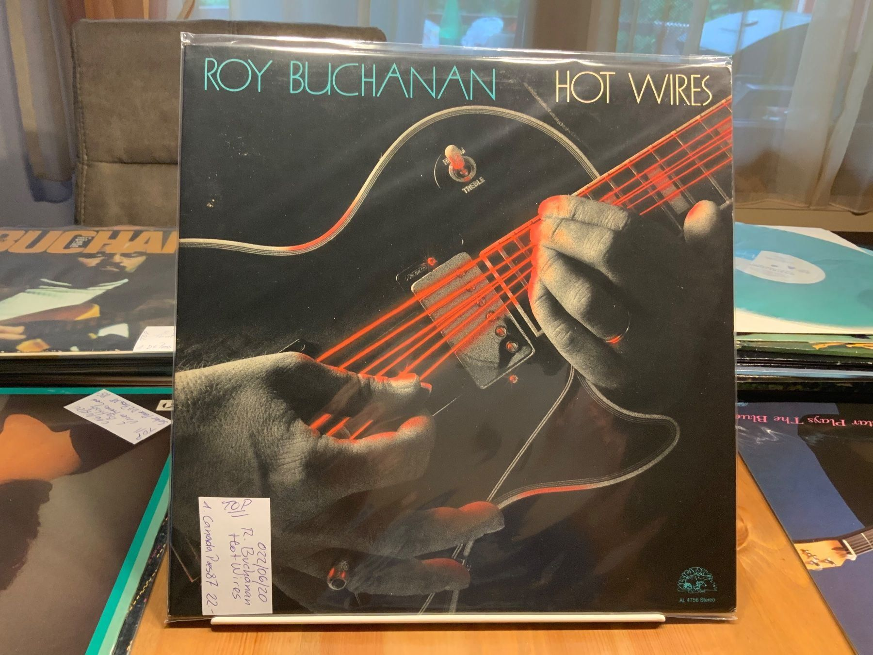 ROY BUCHANAN TOP ALBUM