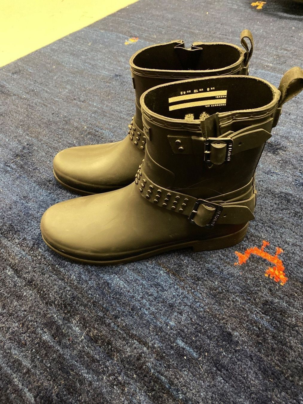 Hunter boots T42