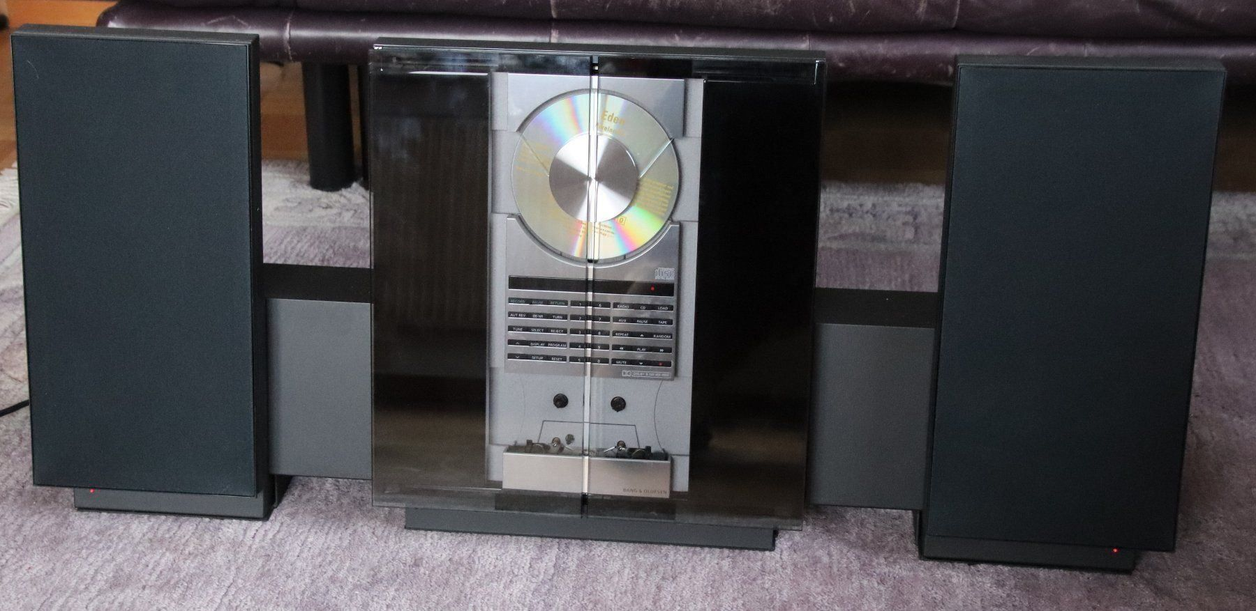 B&O Bang Olufsen Ouverture + Beolab 2500