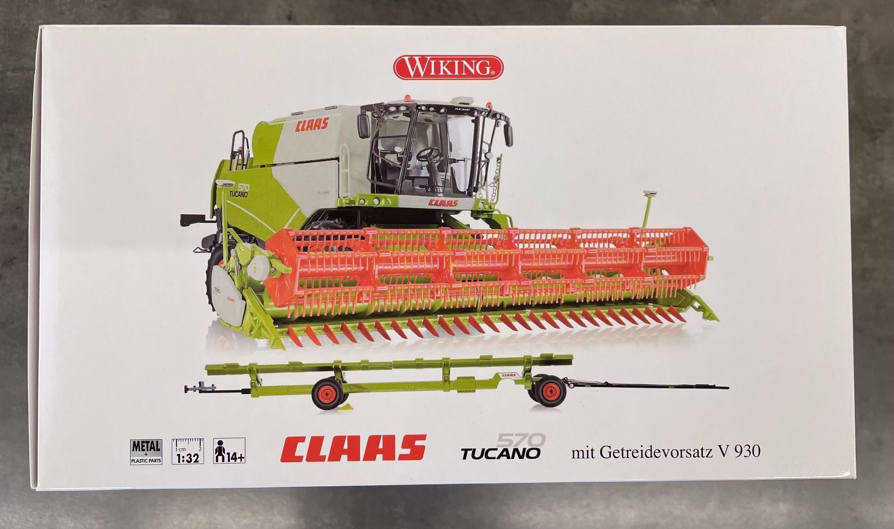 "Wiking 077817 ""Claas"""