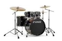 SONOR AQ-1 Piano Black DRUM NEU!