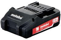 Metabo AKKUPACK 18 V, 2,0 AH, LI-POWER