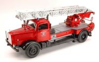 1944 MERCEDES L4500F FIRE  1:24 LUCKY