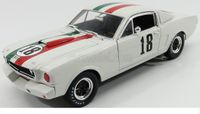 FORD Shelby GT350R #18 Mexico 1965 1:18
