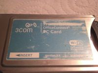 PC Card WIFI 11 Mbps