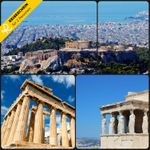 3 Tage 2P HELLINIS Hotel in Athen