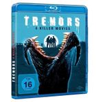 Tremors 1 - 4 Blu-ray Collection OVP