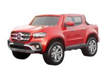 HECHT MERCEDES XMX 606- RED