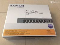 Netgear  8-Port Gigabit VPN Firewall
