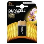 DURACELL Plus Power Batterie 9V 6LF22 /