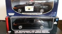 2 x Ford Crown Victoria Police 1:18