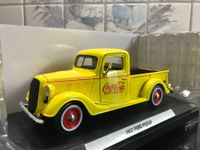 Ford Pick-Up 1937 gelb Coca Cola 1/24