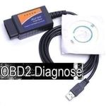 Interface Universal OBD2 Diagnose ELM327