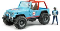 BRUDER 02541 - Jeep Cross Country 1:16