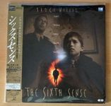 THE SIXTH SENSE - LASERDISC - Japan NTSC