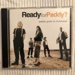 Ready for Paddy • Folk Rock Country • CD