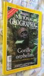 National Geographic - Gorilles orphelins