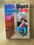 Rock Blues Country Harp - Lehrbuch
