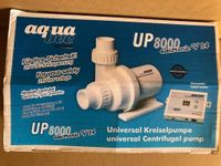 AquaBee UP 8000 electronic Pumpe Germany