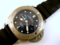 PANERAI REGATTA GMT PAM 371 SUBMERSIBLE