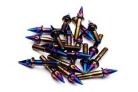 Neo Chrome - M7 32mm Spiked