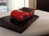 Ferrari 599XX 1:43 HotWeels ELITE
