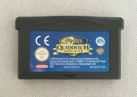 Harry Potter Quidditch World Cup GBA