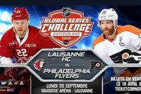 2 places assises NHL Global Series